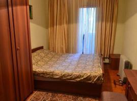 Hotel near Tacikistan