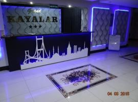 Hotel photo: Grand Kayalar Hotel