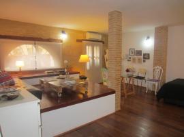 Hotel photo: Living Valencia Studio Serranos