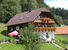 Hotel Photo: Haus am Wald