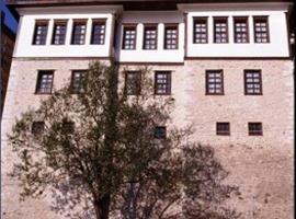 Hotel photo: Vergoula's Mansion