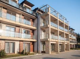 Hotel photo: Apartament Czerwone Maki Tęczowe Wzgórze