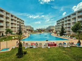 Hotel Photo: Apartment with terrace in Spa Complex