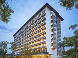 Hotel near Lusaka