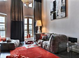 Hotel photo: Les Immeubles Charlevoix - Le 1180