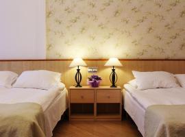 Hotel near Latvia