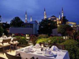 صور الفندق: Eresin Hotels Sultanahmet – Boutique Class