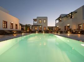 Hotel photo: Anthonas Apartments