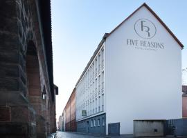 A picture of the hotel: Five Reasons Hostel & Hotel