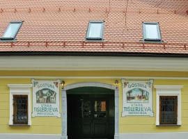 A picture of the hotel: Guesthouse Stari Tišler