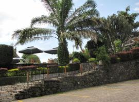 A picture of the hotel: Stipp Hotel Gisenyi