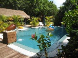 Hotel photo: Maison d'Amis de Khuon Tour