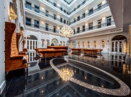 Hotel photo: Prestige Hotel Budapest