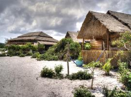 Hotel photo: GreenBlue Beach Bungalow Resort