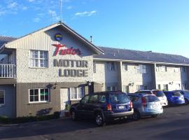 Hotel Foto: Tudor Motor Lodge