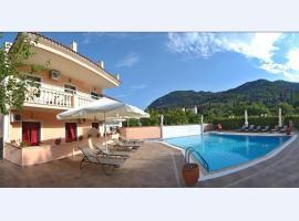 Hotel Photo: Apartments Corfu Sun Pool Side