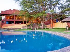 Hotel photo: Serengeti Sopa Lodge