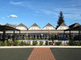 Hotel fotoğraf: Lake Rotorua Hotel