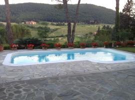 Hotel photo: B&B Villa Il Poggiolino