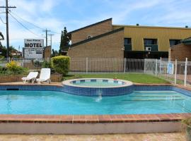 Hotel photo: Sun Plaza Motel