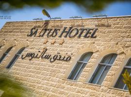 Hotel near Ес-Салт