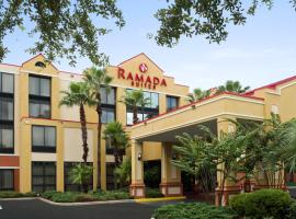 A picture of the hotel: Ramada by Wyndham Suites Orlando Airport