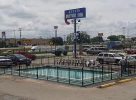 A picture of the hotel: Austin Motor Inn