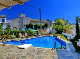 Hotel photo: Calma Apartments & Studios