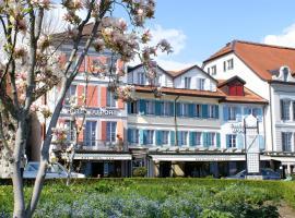 Hotel near Switzerland
