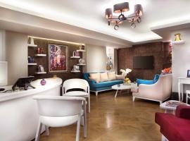 Hotel photo: Astan Hotel Galata