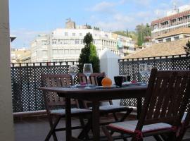 Hotel near Grenade