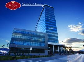 Фотографія готелю: Apart-hotel Integra
