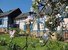 Hotel photo: La Roseraie du Prieure