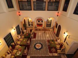 Hotel photo: Riad Lalla Aicha Hotel & Spa
