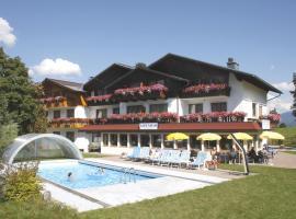 Hotel photo: Alpenbad