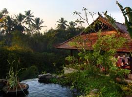 Hotel Photo: BeingSattvaa Vegetarian Retreat Villa Ubud