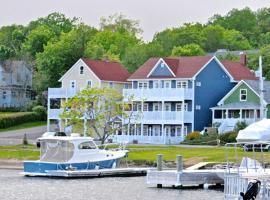 Hotel photo: The Water's Edge Inn & Gallery