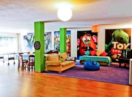 A picture of the hotel: Coloured Studio