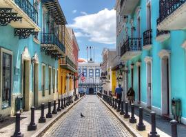 A picture of the hotel: Hotel Plaza De Armas Old San Juan