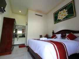 Hotel photo: Frangipani Homestay
