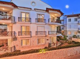 Hotel photo: SC Apartments by Çınarlar