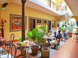 Hình ảnh khách sạn: Hotel Los Balcones de Chinandega