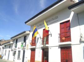 Hotel photo: Hotel Popayan Plaza