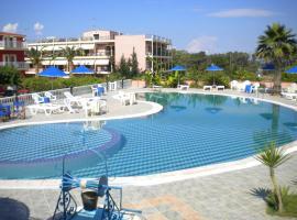 Hotel photo: Brati - Arcoudi Hotel