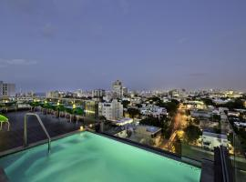 A picture of the hotel: Ciqala Luxury Suites - San Juan