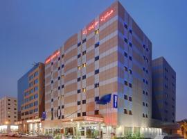 Hotel near Saudi-Arabien