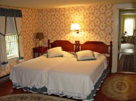Hotel photo: The Inn at Woodchuck Hill Farm