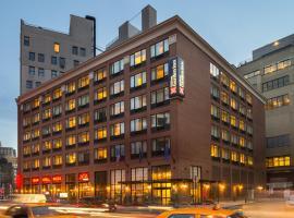 Hotel photo: Hilton Garden Inn New York/Tribeca