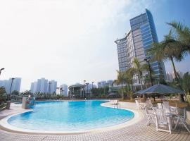 Hotel photo: Harbour Plaza Resort City