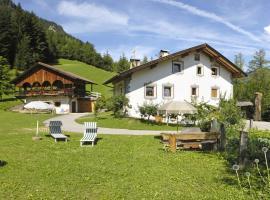 Hotel photo: Apartment Puciacia - Bauernhof